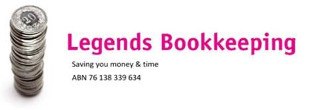 Legends Bookkeeping